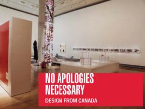 No Apologies Necessary Exhibition